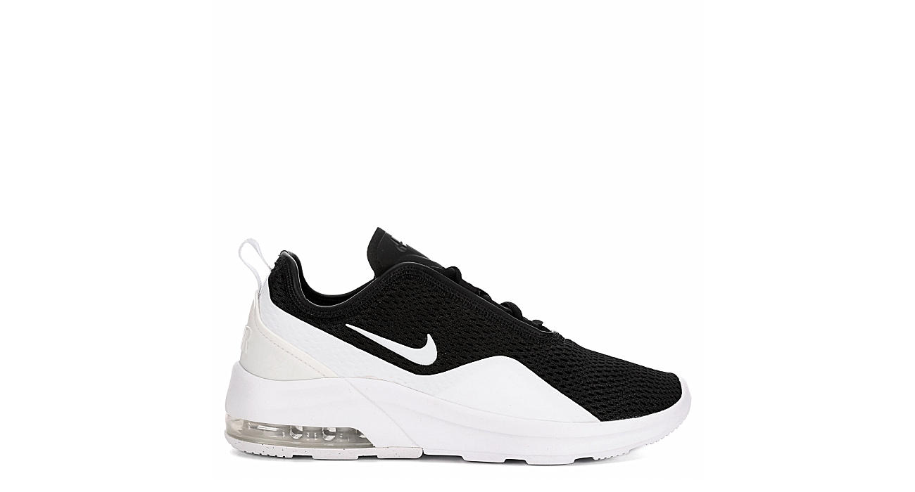 NIKE Womens Air Max Motion 2 Sneaker - BLACK