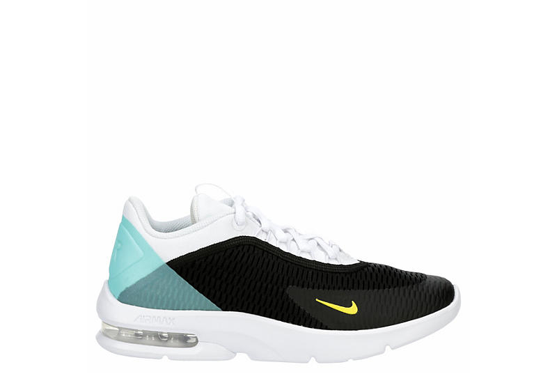 NIKE Womens Air Max Advantage 3 Sneaker - BLACK
