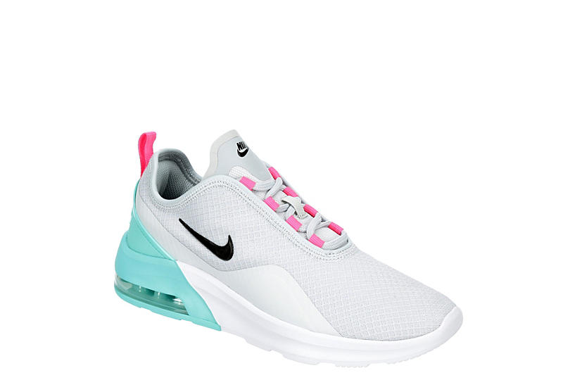Lugar de la noche liebre Todopoderoso  Platinum Nike Womens Air Max Motion 2 Sneaker | Athletic | Rack Room Shoes