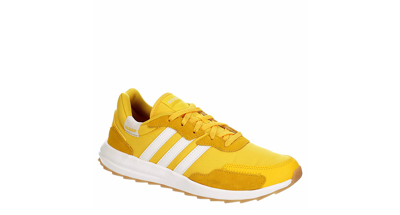 Adidas Womens Retrorun X Sneaker - Yellow