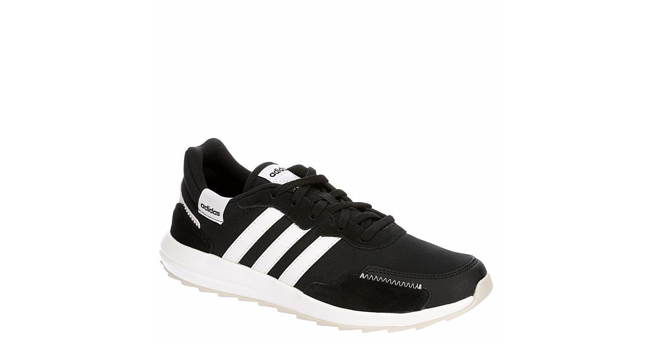 Adidas Womens Retrorun X Sneaker - Black