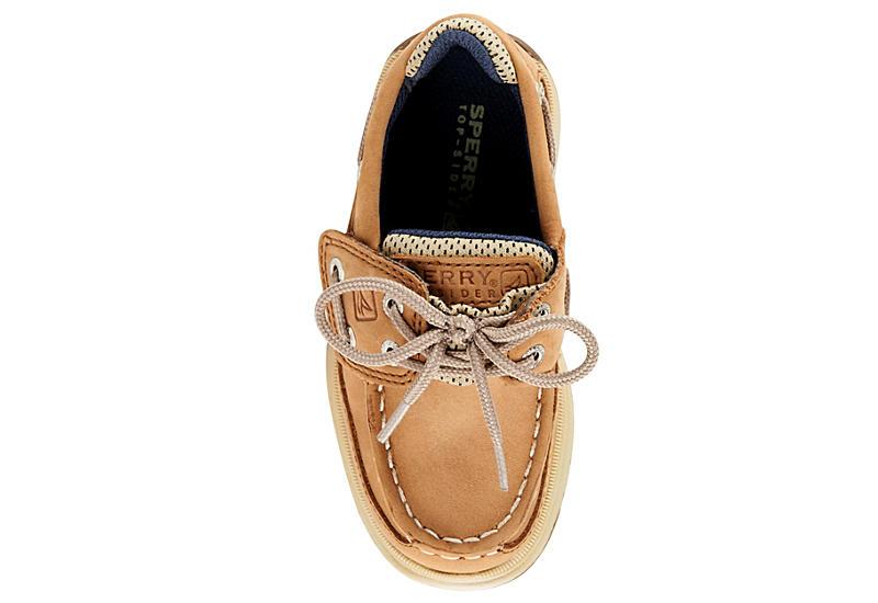 SPERRY Boys Infant Lanyard Boat Shoe - TAN