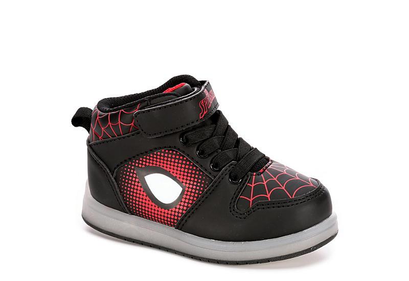 SPIDERMAN Boys Infant  Spiderman - BLACK