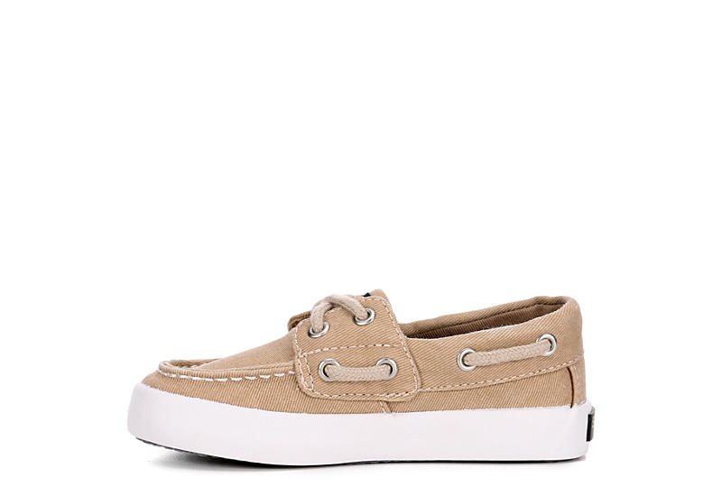 SPERRY Boys Infant Tuck Jr. Boat Shoe - KHAKI