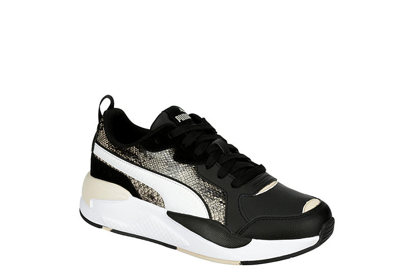 BLACK PUMA Womens X-ray Sneaker