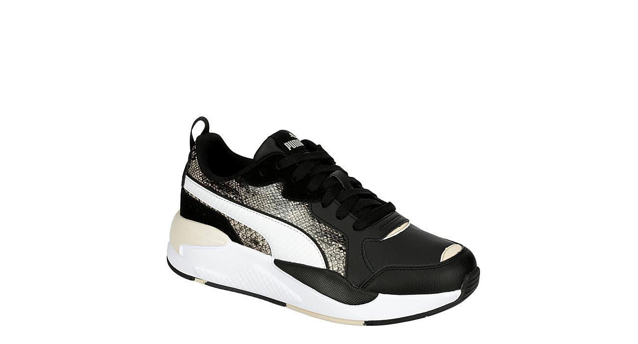 PUMA Womens X-ray Sneaker - BLACK
