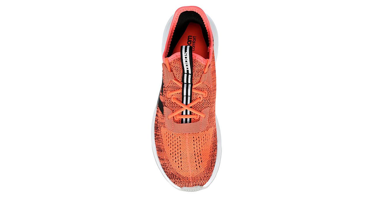 ADIDAS Womens Mavia X Sneaker - CORAL