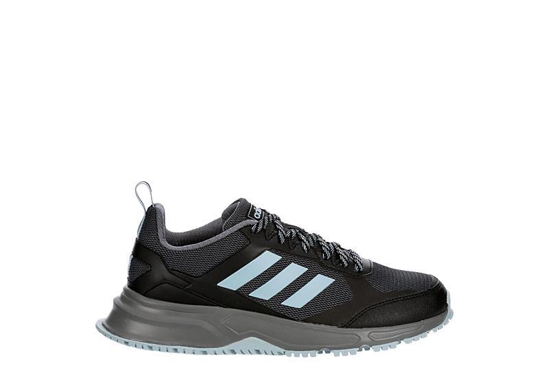 Adidas Womens Rockadia Trail 3.0 Running Shoe - Black
