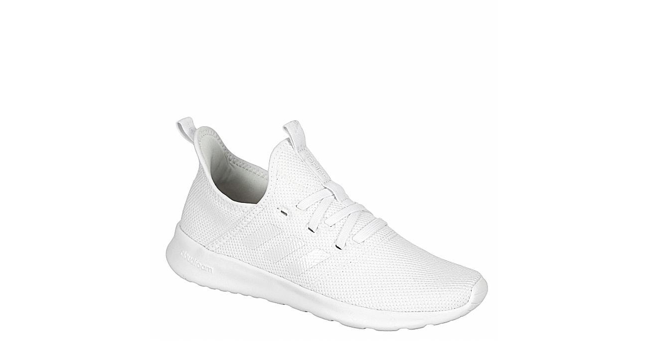 Adidas Womens Cloudfoam Pure Sneaker - White