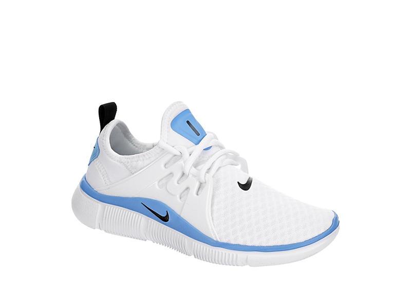 WHITE NIKE Womens Acalme Sneaker
