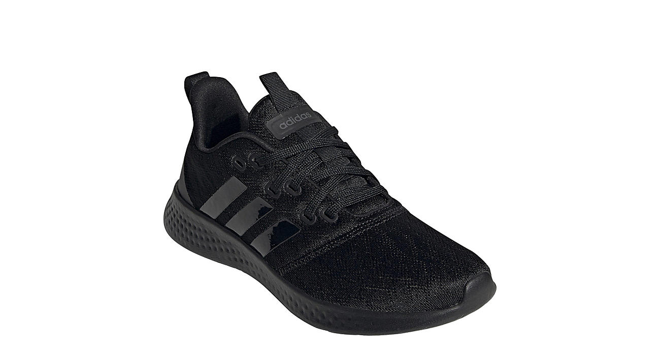 Adidas Womens Pure Motion Sneaker - Black