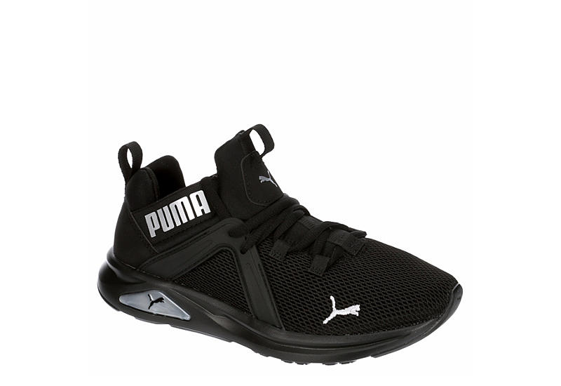 BLACK PUMA Womens Enzo 2 Sneaker