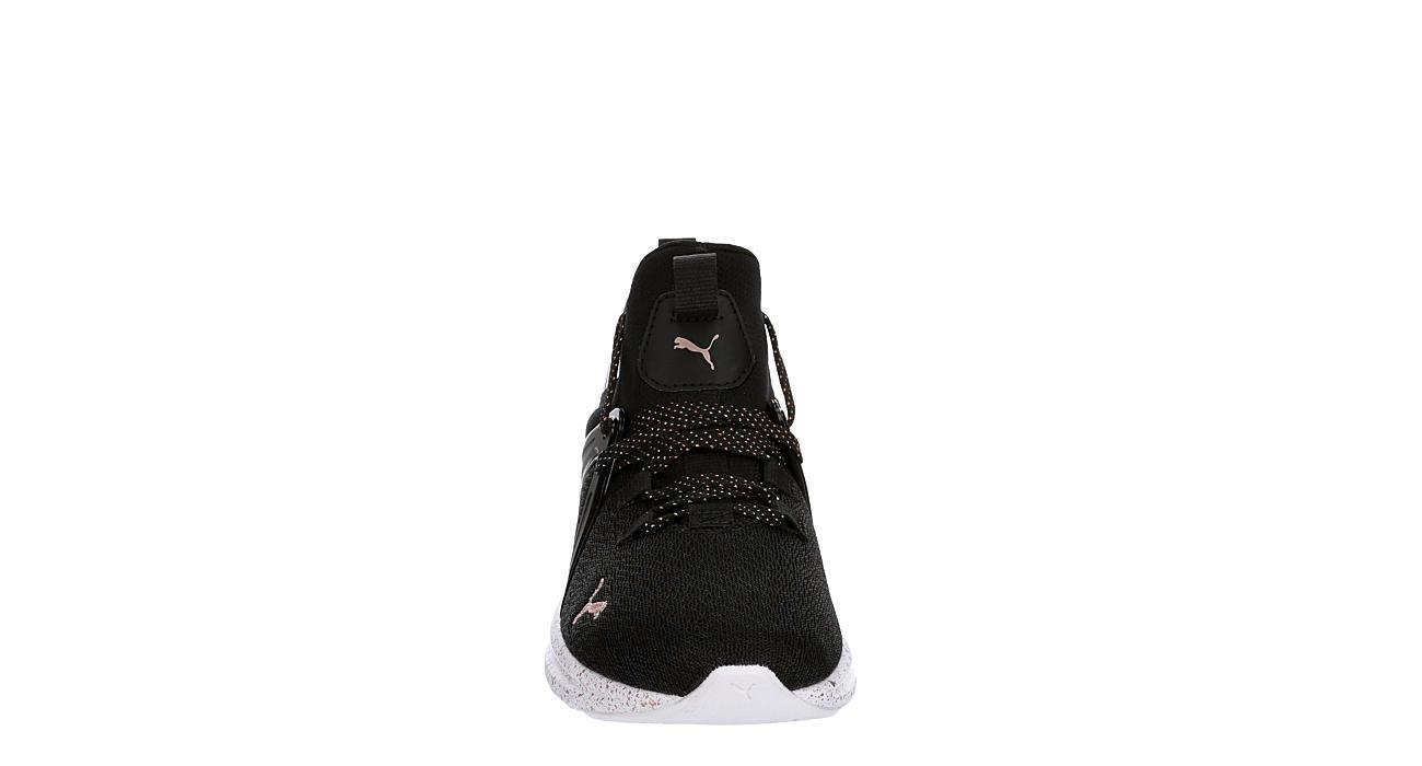 PUMA Womens Enzo 2 Sneaker - BLACK