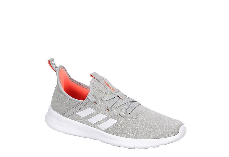 OFF WHITE ADIDAS Womens Cloudfoam Pure Sneaker