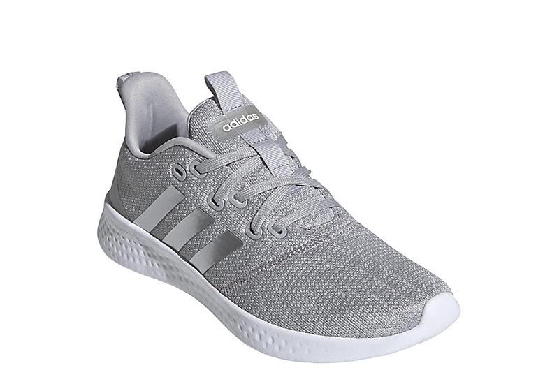 GREY ADIDAS Womens Puremotion Sneaker