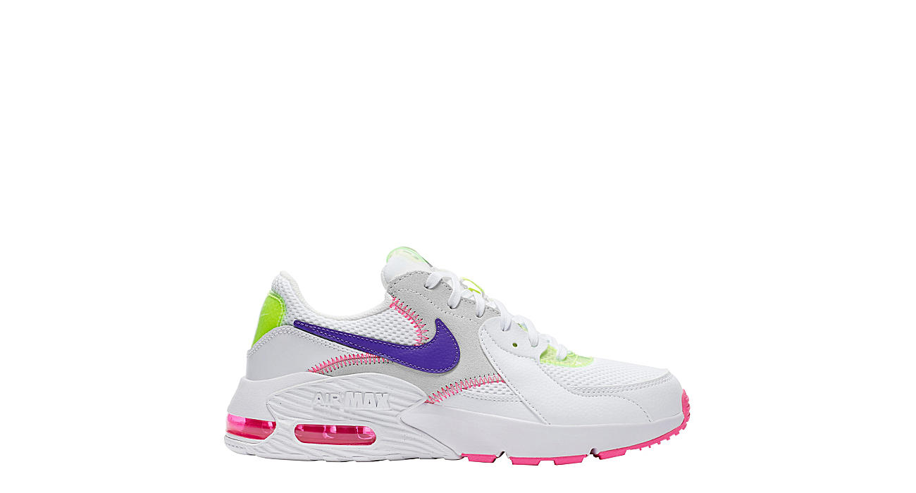 Great Gifts For Mother's Day NIKE Womens Air Max Excee Sneaker - WHITE