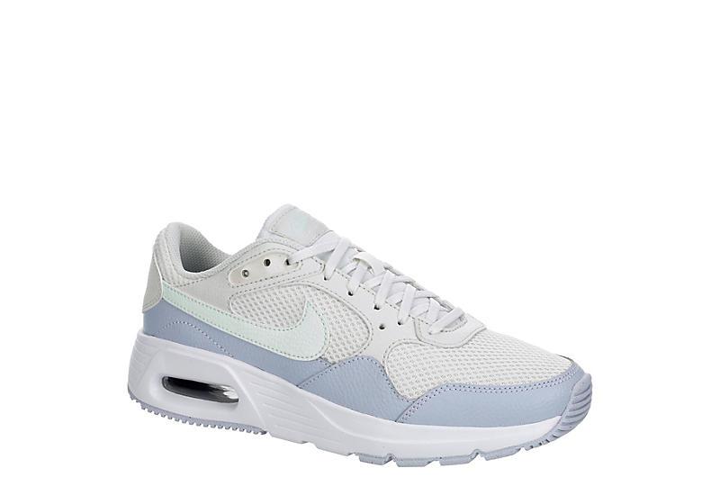 WHITE NIKE Womens Air Max Sc Sneaker