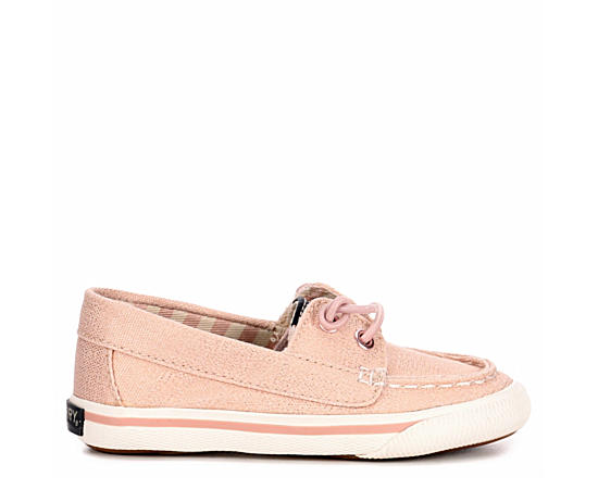 Girls Infant Lounge Away Jr Boat Shoe