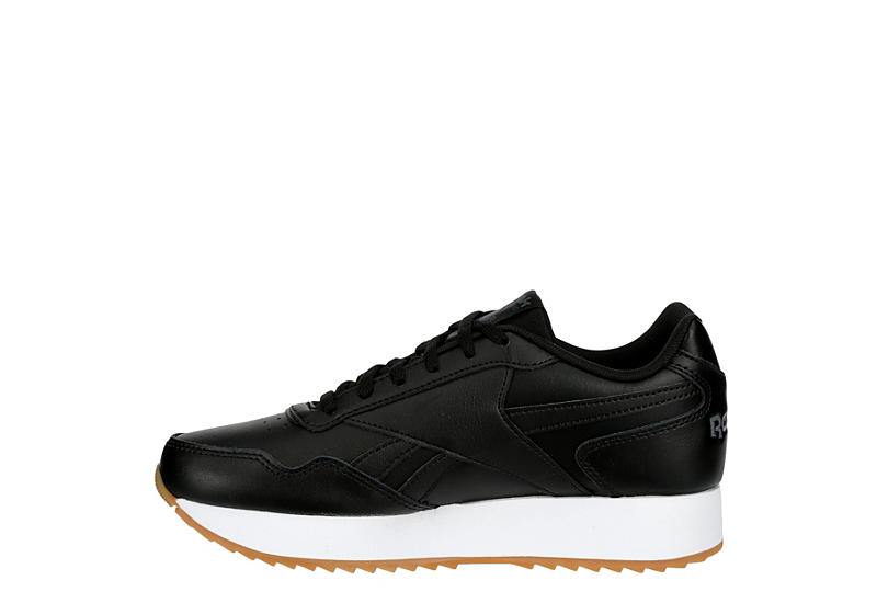 REEBOK Womens Harman Double Ripple - BLACK
