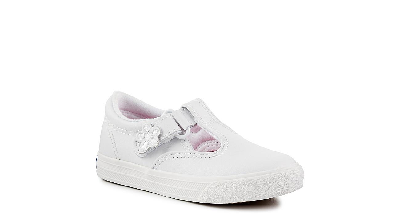 White Keds Girls Infant Daphne Black White Rack Room Shoes