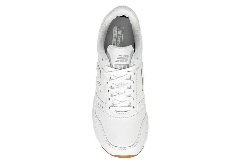 New Balance Womens 311 Sneaker - White