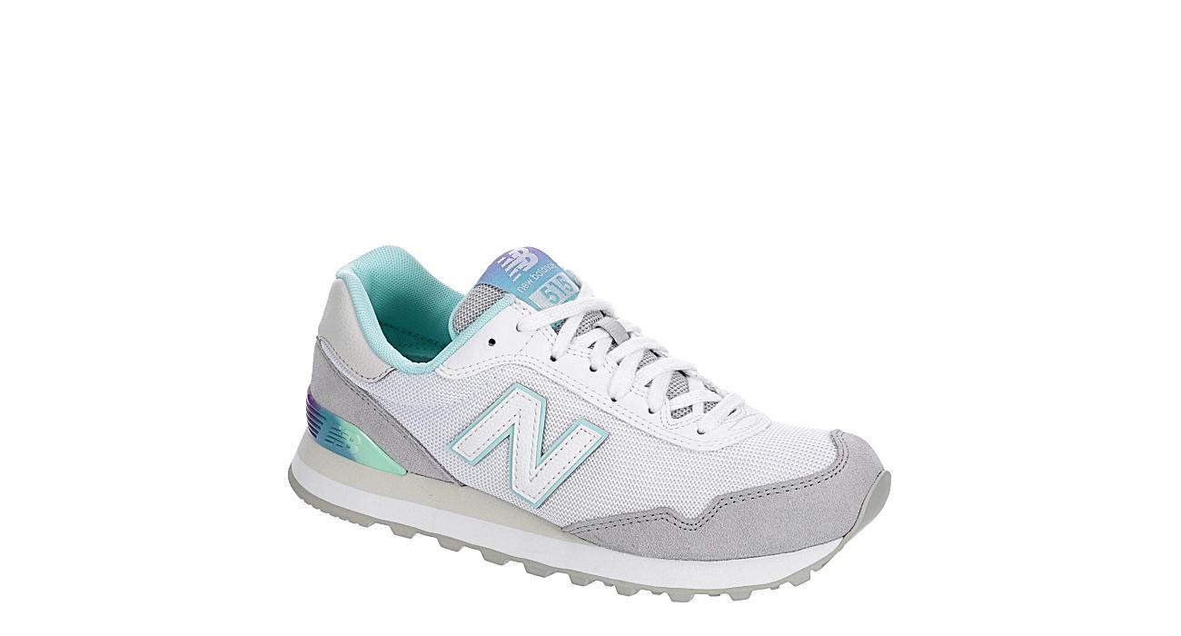 New Balance Womens 515 Sneaker - Grey