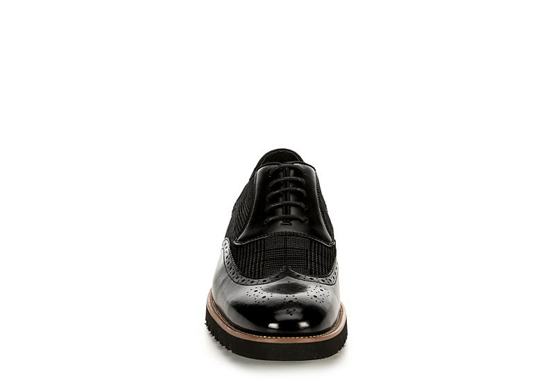 STACY ADAMS Mens Baxley - BLACK