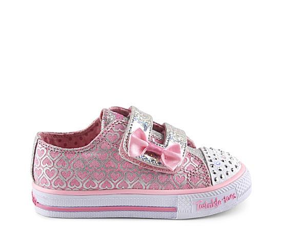 Girls Infant Glitter Pop