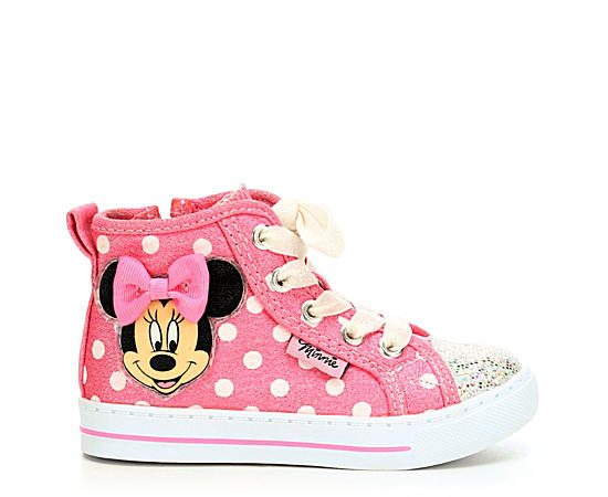 Girls Minnie Hi-top