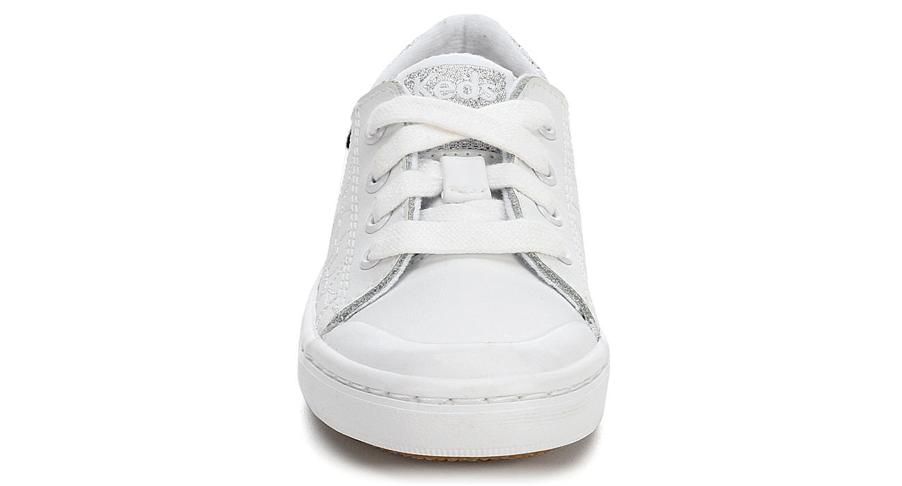 KEDS Girls Infant Courtney - WHITE