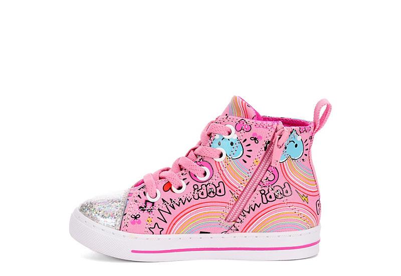 DISNEY Girls Infant  Minnie Hi Top - PINK