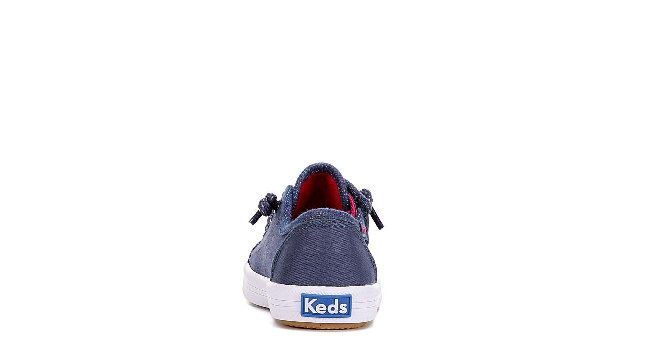 KEDS Girls Infant Kickstart - NAVY