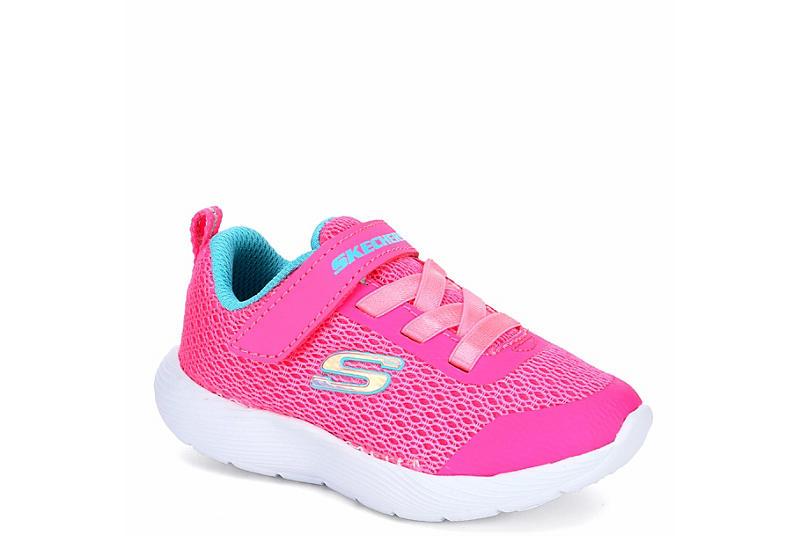 a010962b3134 Skechers Girls Infant Dyna-lite - Pink