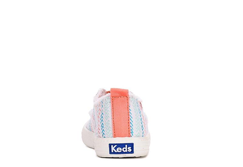 KEDS Girls Breaker - WHITE