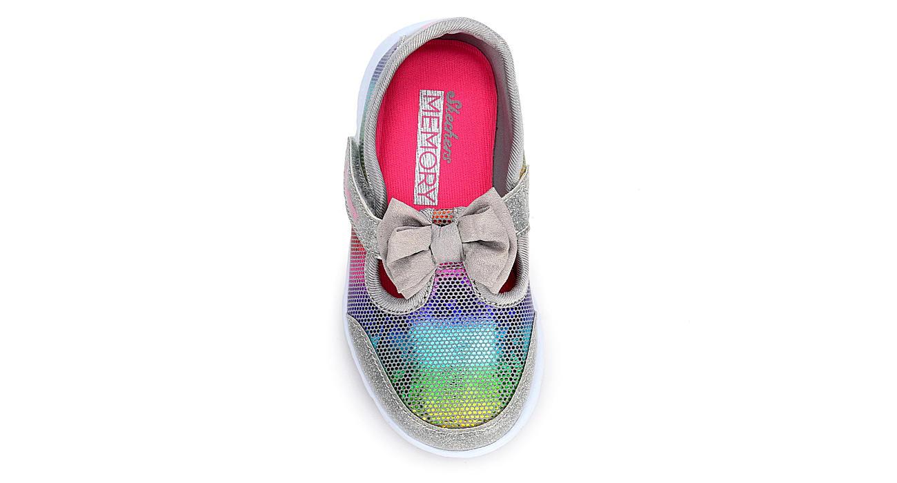 SKECHERS Girls Go Walk Joy - Bitty Glam - GREY