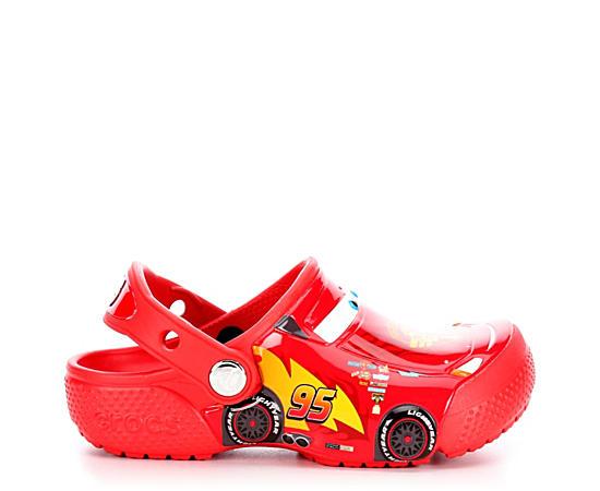 Boys Cars Clog