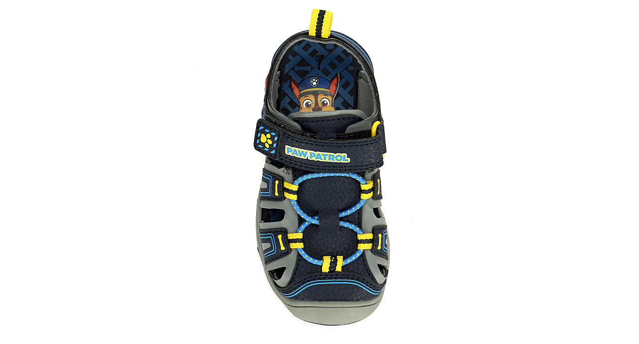 NICKELODEON Boys Infant Paw Patrol Outdoor Sandal - NAVY