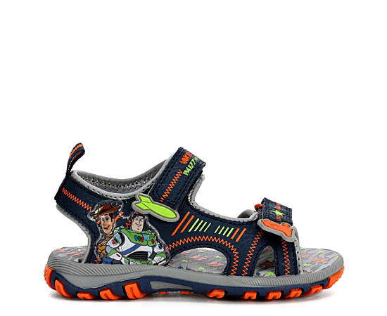Boys Infant Toy Story Outdoor Sandal