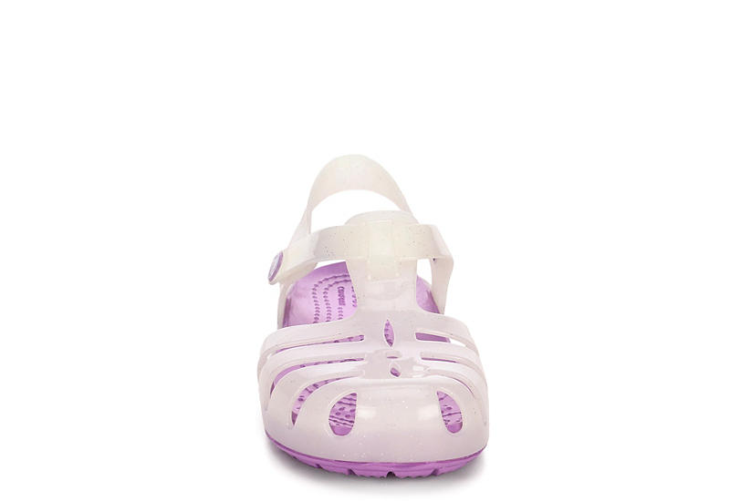 CROCS Girls Infant Isabella - WHITE