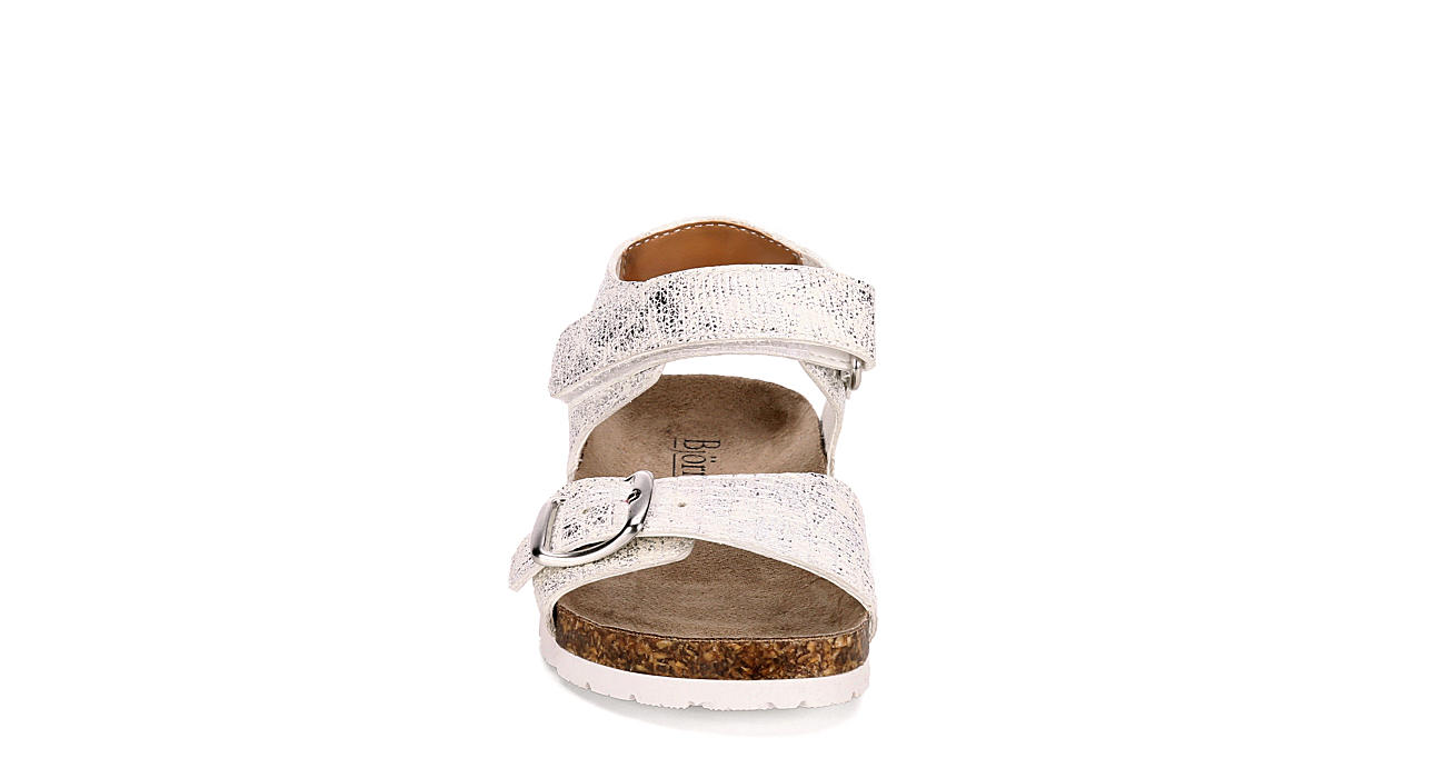 BJORNDAL Girls Infant  Everly - SILVER