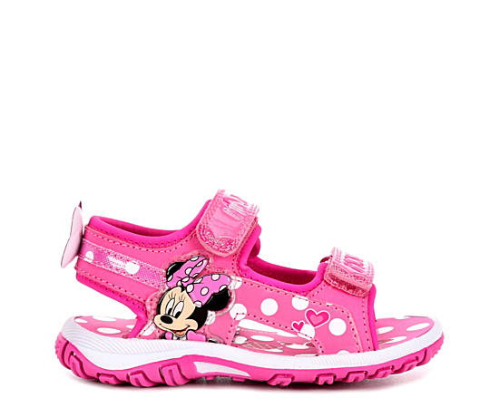 Girls Infant  Minnie Mouse Sandal