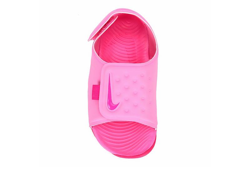 NIKE Girls Infant Sunray Adjust - PINK