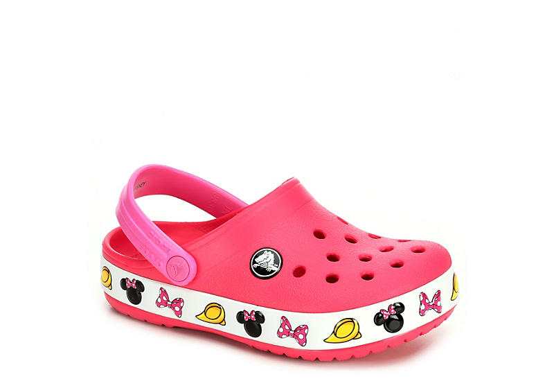 18bcf816c6f2 Crocs Girls Infant Classic Clog - Pink