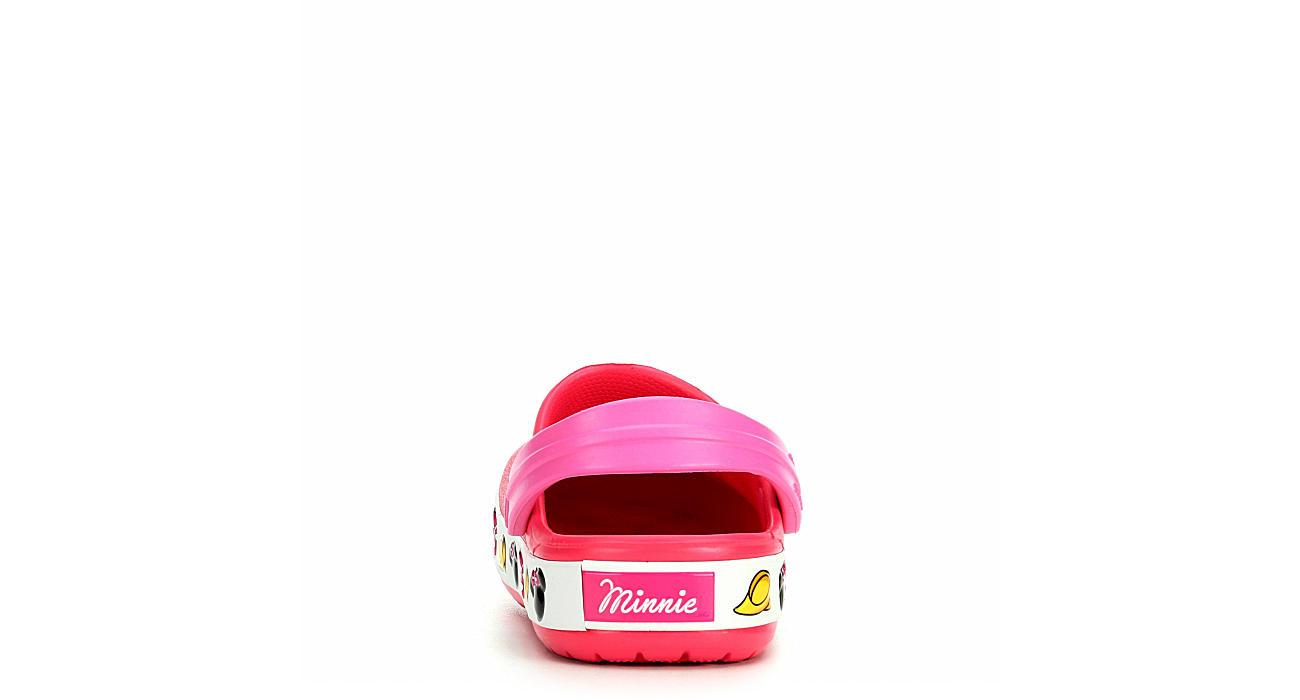 CROCS Girls Infant Classic Clog - PINK