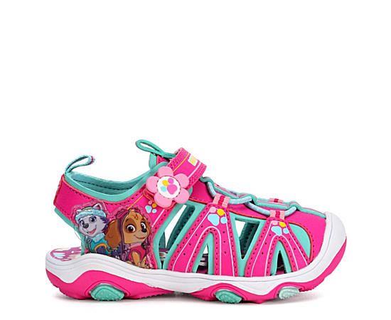 Girls Infant Paw Patrol Outdoor Sandal