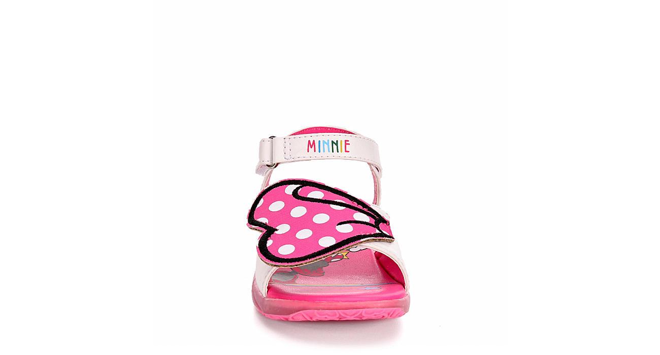 DISNEY Girls Minnie Mouse Bow - WHITE