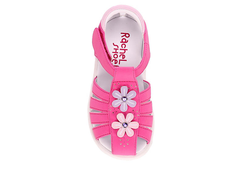RACHEL SHOES Girls Starbright - PINK