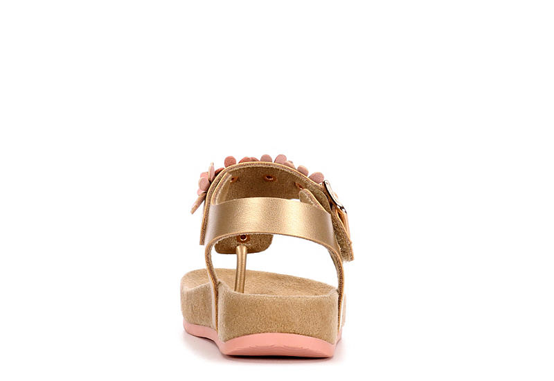 CUPCAKE COUTURE Girls Della - GOLD