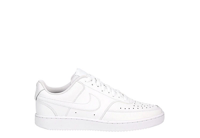 NIKE Womens Court Vision Low - WHITE