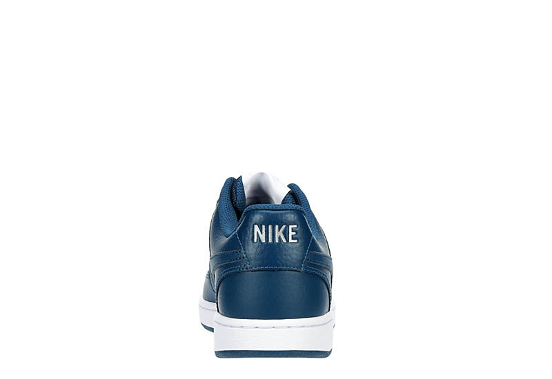 BLUE NIKE Womens Court Vision Low